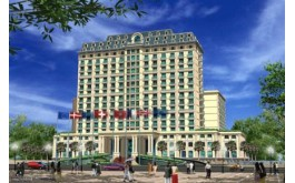 The first BMS contract in Hung vuong Hotel (Hue)